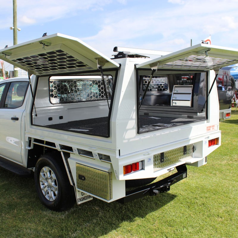Ute and Trailer Canopies